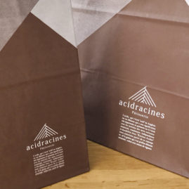 Acidracines / paperbag