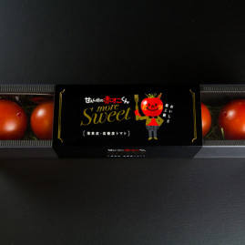 甘えん坊の赤オニくんMoreSweet / package