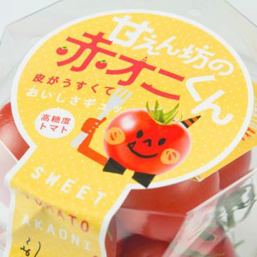 甘えん坊の赤オニくん / branding
