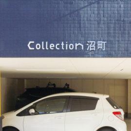 Collectionシリーズ / logomark / 2018