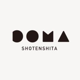 ゲストハウス DOMA / logomark / 2018