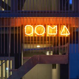ゲストハウス DOMA / branding / 2018