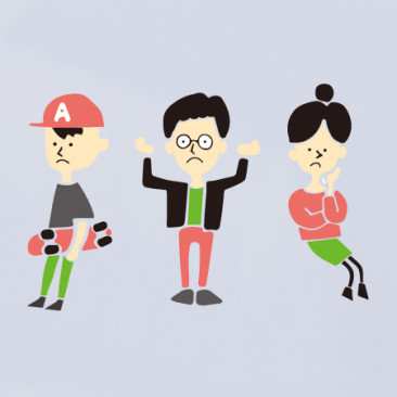 イラストレーション / illustration