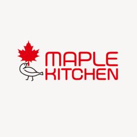 メープルキッチン / logomark